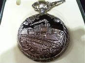 INFINITY Pocket Watch TRAIN POCKET WATCH